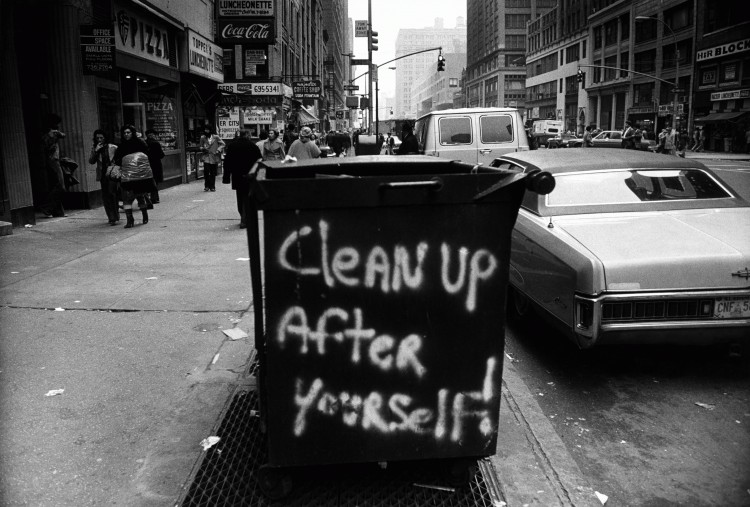 NYC clean up